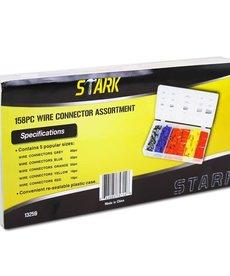 STARK Stark Wire Connector Assortment 158pc