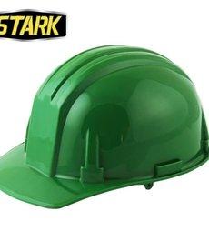 STARK Stark Safety Helmet Hardhat Green