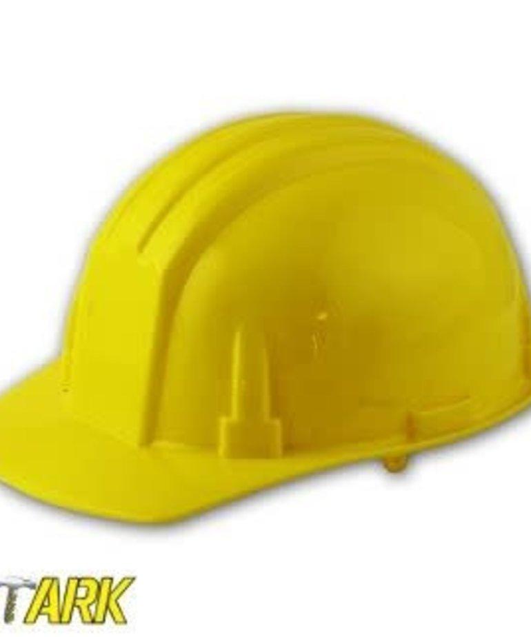 STARK Stark Safety Helmet Hardhat Yellow