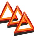 STARK Stark Warning Triangle Signs 3pc