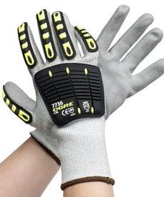 OGRE-CR Ogre-CR HPPE Gloves Salt & Pepper XL