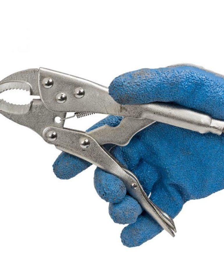 STARK Stark Locking Plier Set Curve Jaw 3pc