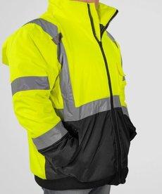 STARK Stark Safety Jacket Reflective Large