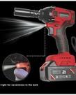 "TOOL MAN Toolman Impact Wrench Cordless 1/2"" 21V"