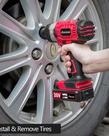 AVID POWER Avid Power Impact Wrench Cordless Max 20V