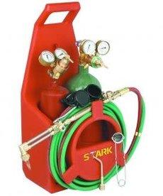 STARK Stark Welding Kit W/ Twin Cylinder