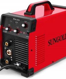 SUN GOLD POWER SunGoldPower Mig 200 Mig, Mag, Arc 110/220V Dual Voltage Gas Gasless