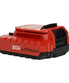 PORTER CABLE Porter Cable Battery Lithium Ion 20V 2.0AH