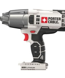 """PORTER CABLE Porter Cable Impact Wrench Hog Ring 1/2"""" 20V (Tool Only)"""