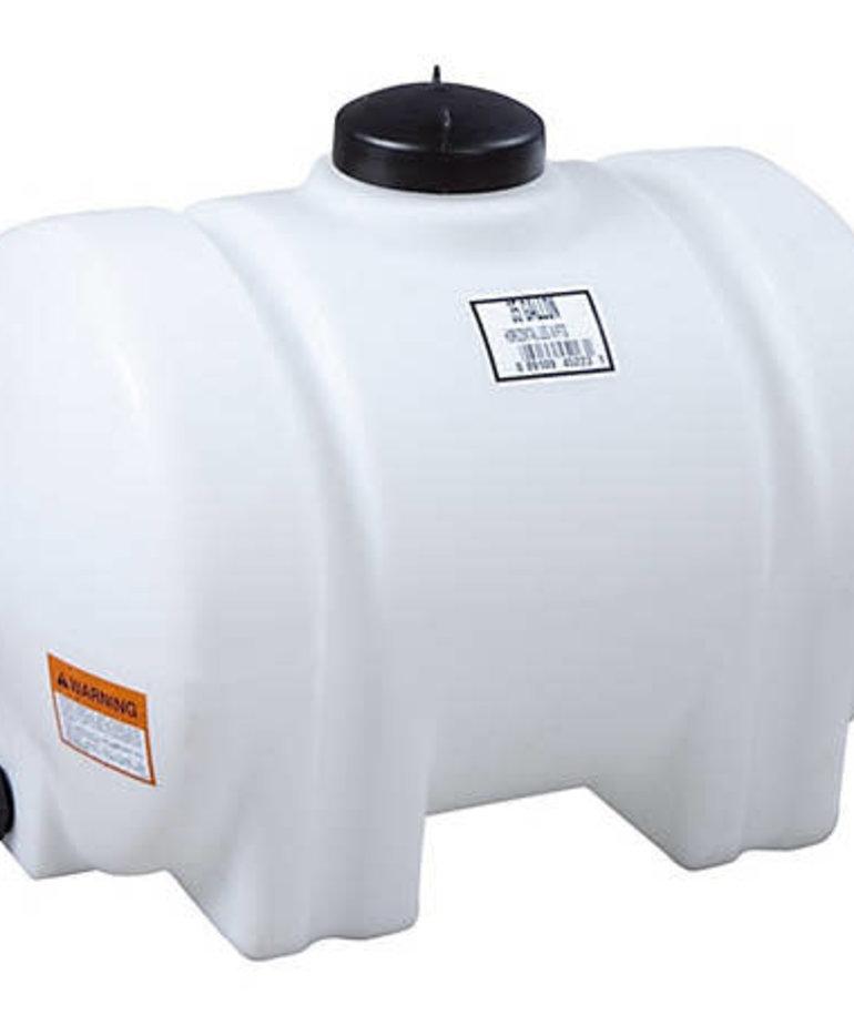 NORWESCO Norwesco Detailing Utility Water Leg Tank 35 gallon