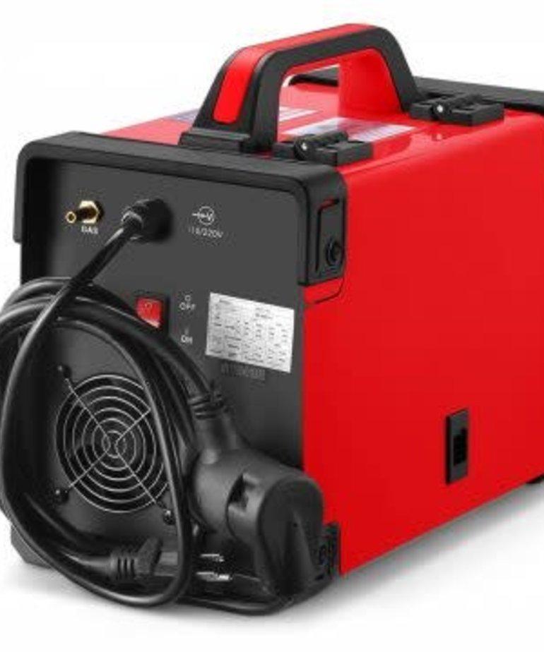 SUN GOLD POWER SunGoldPower Mig 140 Welder 110/220V Dual Voltage Gas Gassless