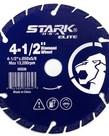 "STARK Stark Elite Diamond Cut Off Wheel 4-1/2"" x .50 x 5/8"""