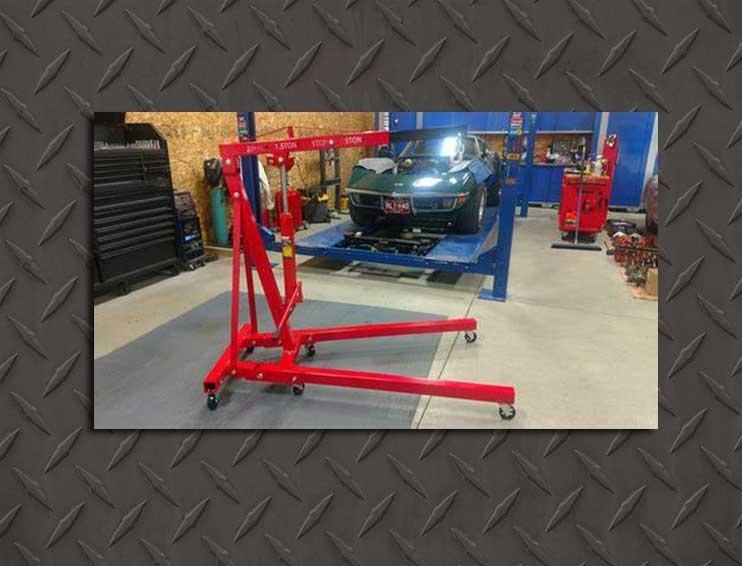 Shop and Garage