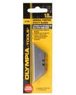 OLYMPIA-TOOLS Olympia Utility Blades 33-006 10pc