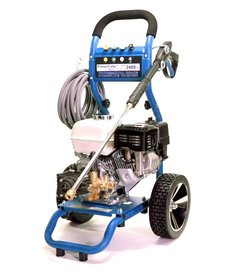 PRESSURE-PRO Pressure Pro Dirt Laser Pressure Washer 3400PSI @ 2.5GPM Cold Honda Gas