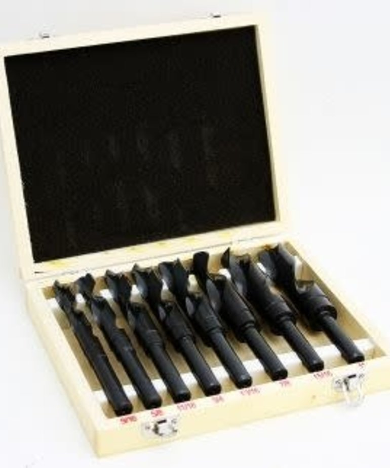 STARK Stark Silver and Deming Set 8pc w/ Wood Case