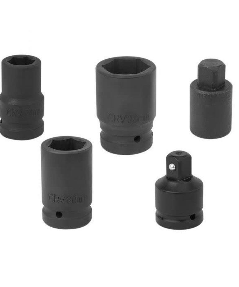 """STARK Stark Lug Nut Torque Multiplier 1"""" W/ 8 Sockets"""