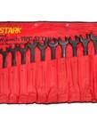 STARK Stark Wrench Set Jumbo Black MM 11pc