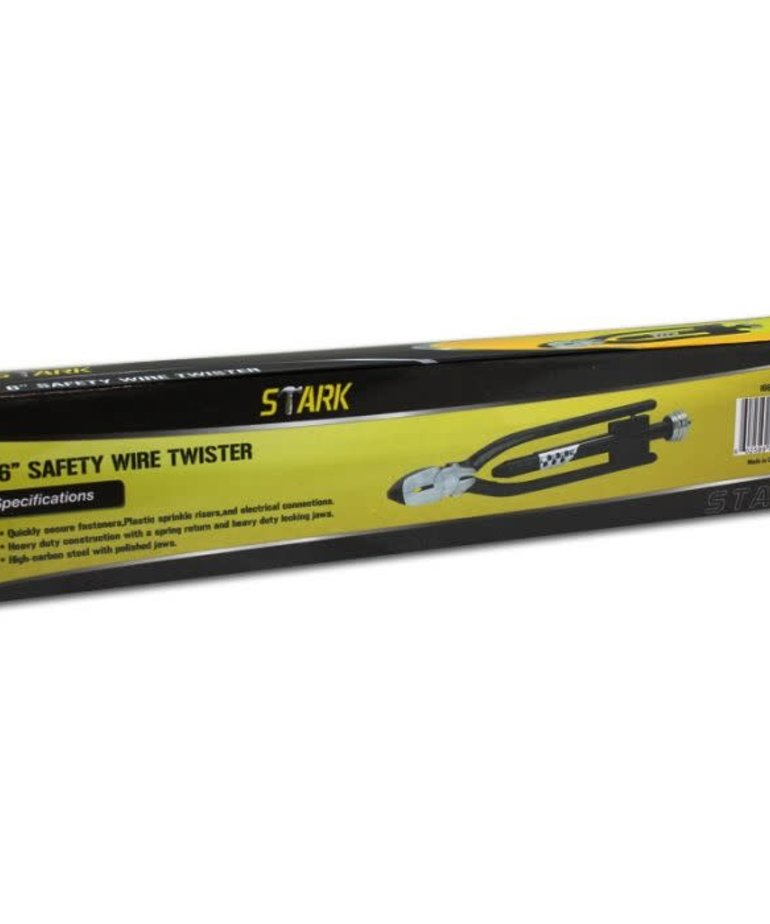 """STARK Stark Safety Wire Twist Plier 6"""""""