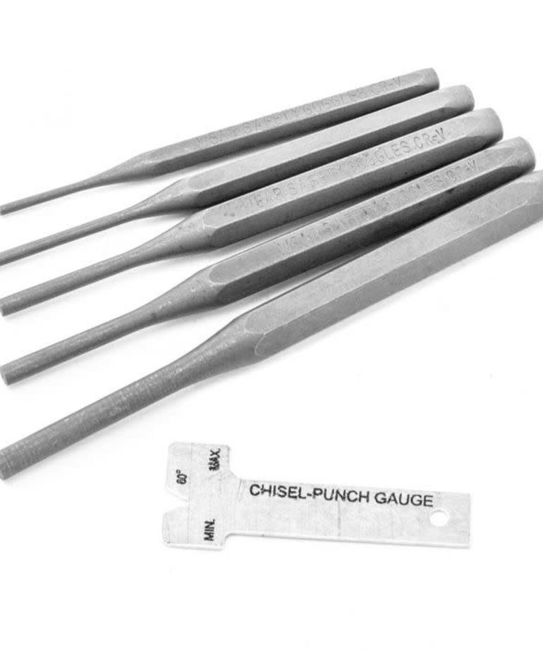 STARK Stark Punch and Chisel Set 16pc