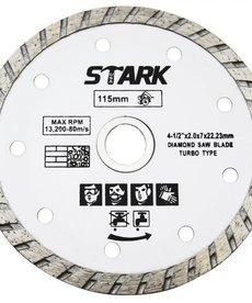 "STARK Stark Turbo Diamond Blade 4-1/2"""