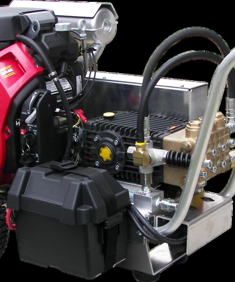 PRESSURE-PRO Pressure Pro Pro Series Pressure Washer 3500 PSI @ 5.5 GPM Honda Gas