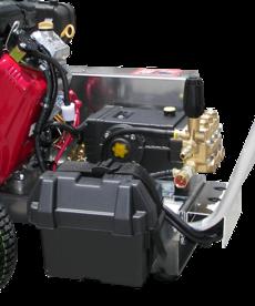 PRESSURE-PRO Pressure Pro Pro Series Pressure Washer 5000 PSI @ 5.5 GPM Honda Gas