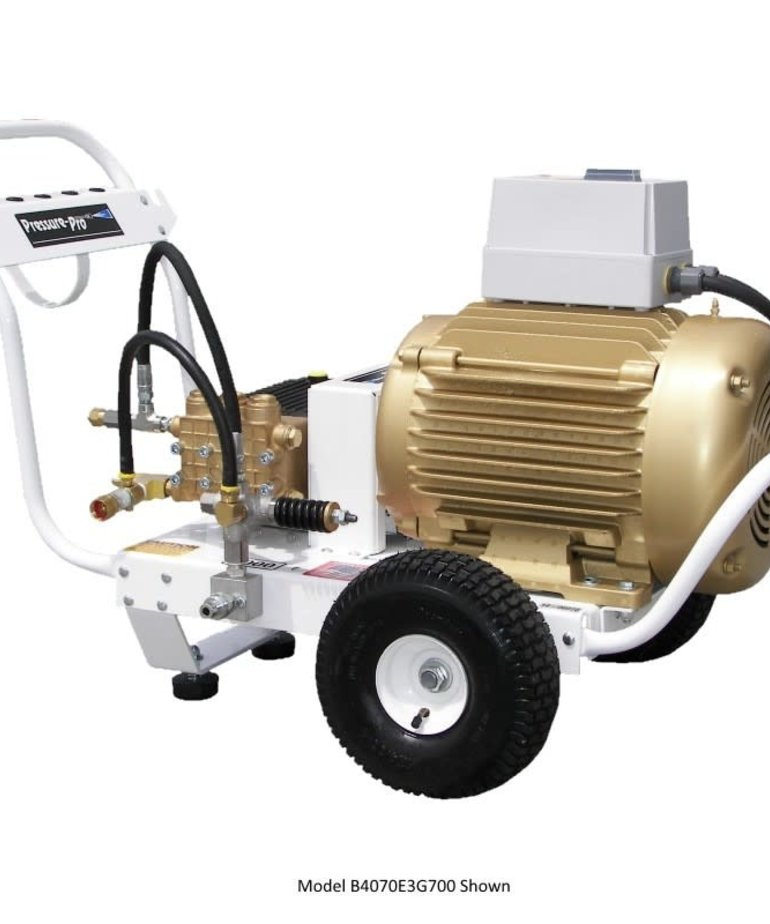 PRESSURE-PRO Pressure Pro Pro-Max HP Series Pressure Washer 7000 PSI @ 4 GPM 20hp Electric
