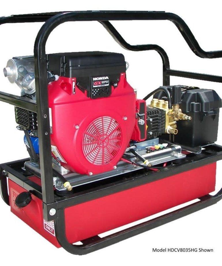 PRESSURE-PRO Pressure Pro HDC Gas Series Pressure Washer 3500 PSI @ 8 GPM Gas