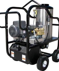 PRESSURE-PRO Pressure Pro Hot Shot Series Pressure Washer 3000 PSI @ 4 GPM 7.5hp Electric