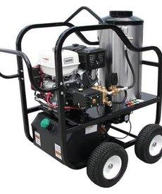 PRESSURE-PRO Pressure Pro Hot Shot Gas Series Pressure Washer 4000 PSI @ 4 GPM Honda Gas