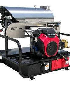 PRESSURE-PRO Pressure Pro Pro-Super Skid Series Pressure Washer 4000 PSI @ 5.5 GPM Honda Gas