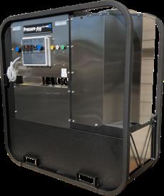 PRESSURE-PRO Pressure Pro HN Series Pressure Washer 3500 PSI @ 4.3 GPM 10hp LP/NG Gas