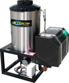 PRESSURE-PRO Pressure Pro Hot Box Series 4000 PSI @ 4 GPM 12VDC Diesel
