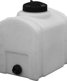 ROMOTECH RomoTech Poly Storage Tank -Square 50 Gallon