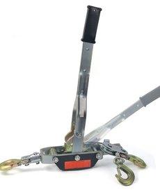STARK Stark Come Along Hand Puller 4T 2 Gear 3 Hook