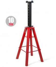 STARK Stark High Lift Jack Stand 10 Ton 1pc