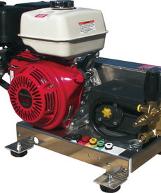 PRESSURE-PRO Pressure Pro Eagle II Series Pressure Washer Skid 3000 PSI @ 5 GPM Honda Belt Drive Gas