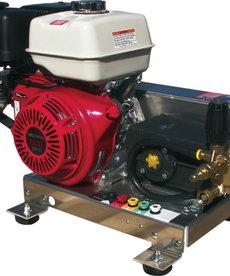 PRESSURE-PRO Pressure Pro Eagle II Series Pressure Washer Skid 4000 PSI @ 4 GPM Honda Belt Drive Gas