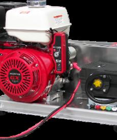 PRESSURE-PRO Pressure Pro Eagle II Series Pressure Washer Skid 3500 PSI @ 4 GPM Honda Belt Drive Gas
