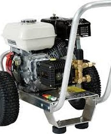PRESSURE-PRO Pressure Pro Eagle II Series Pressure Washer Skid 2700 PSI @ 3 GPM Honda Gas