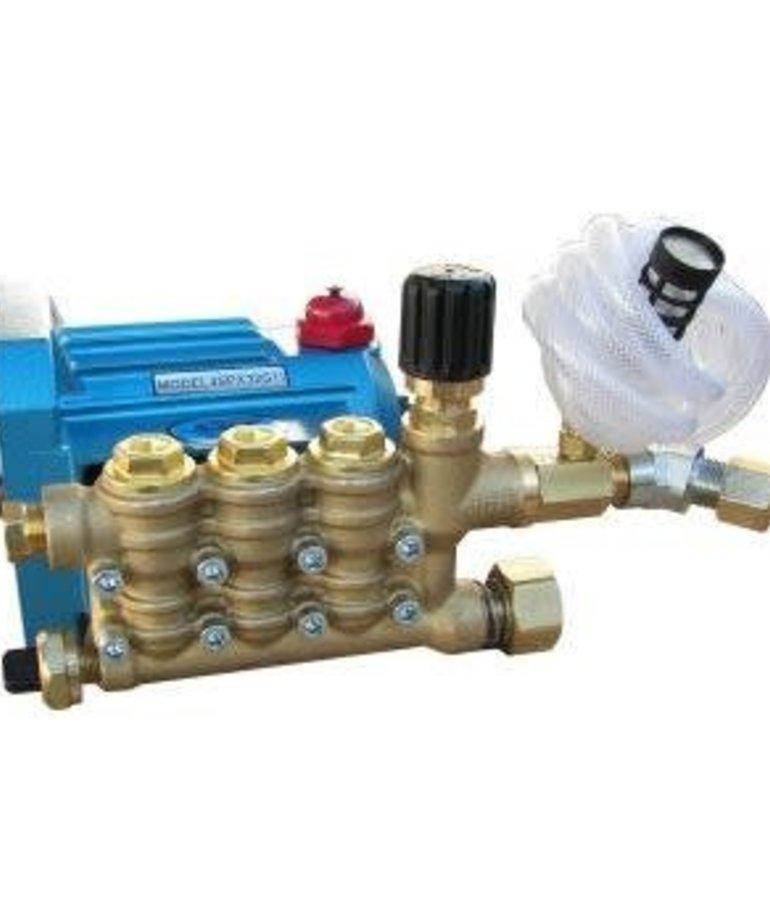 PRESSURE-PRO Pressure-Pro Slap Happy Plumbed Pumps 3000 PSI 3.2 GPM Built In Unloader & Injector