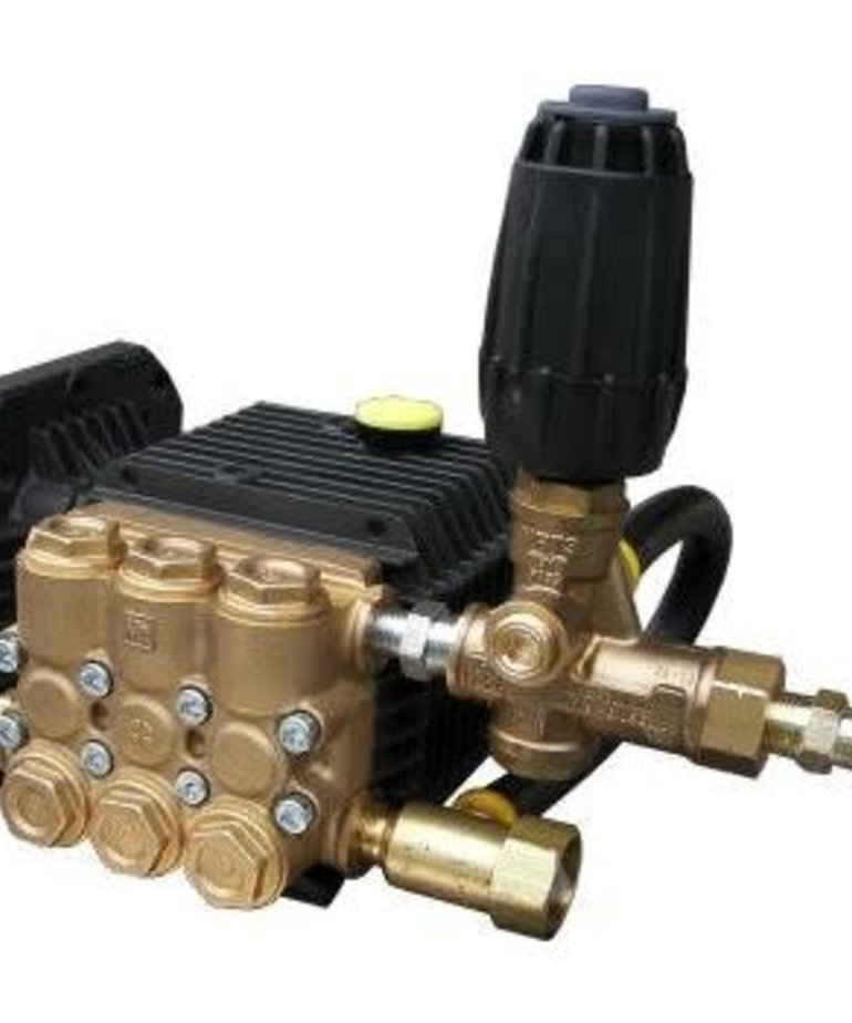 PRESSURE-PRO Pressure-Pro Slap Happy Plumbed Pumps 1500 PSI 2.8 GPM Electric Flange Hollow Shaft