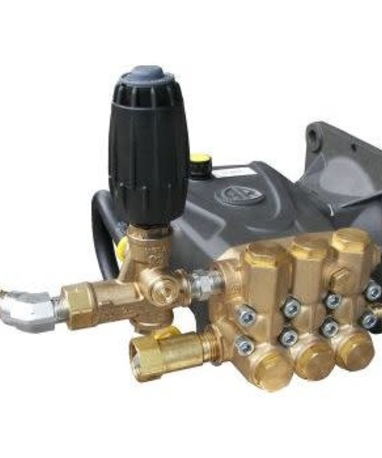 PRESSURE-PRO Pressure-Pro Slap Happy Plumbed Pumps 3000 PSI 3.0 GPM Electric Flange Hollow Shaft