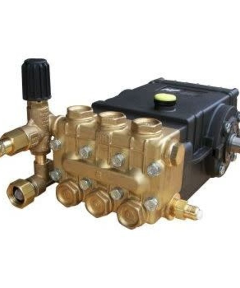 PRESSURE-PRO Pressure-Pro Slap Happy Plumbed Pumps 4000 PSI 4.0 GPM Solid Shaft