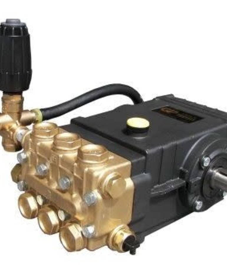 """PRESSURE-PRO Pressure-Pro Slap Happy Plumbed Pumps 3500 PSI 4.0 GPM Gear Reduced For 1"""" Shaft Engines"""