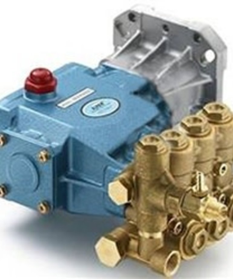 PRESSURE-PRO Pressure-Pro Cat Pumps 4000 PSI 3.5 GPM Gas Flange Hollow Shaft