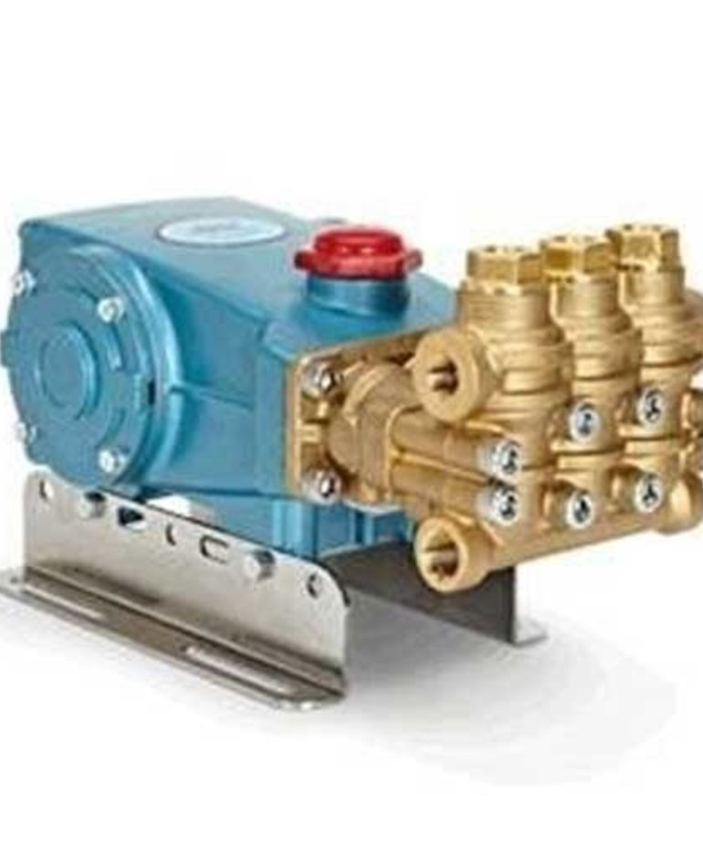 PRESSURE-PRO Pressure-Pro Cat Pumps 5000 PSI 4.7 GPM Solid Shaft Plunger Pump