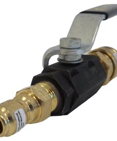 """ULTIMATE WASHER UW Ball Valve Kit 3/8"""" with Couplers 4000psi"""