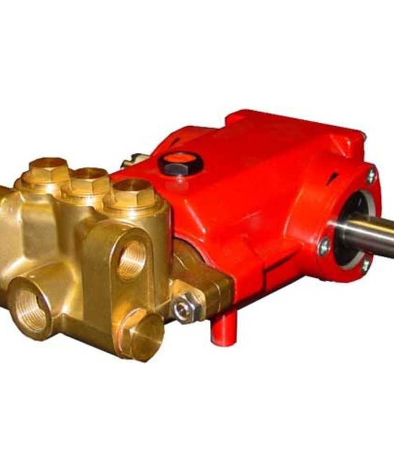 PRESSURE-PRO Pressure-Pro Giant Pumps 4000 PSI 4 GPM Industrial Solid Shaft